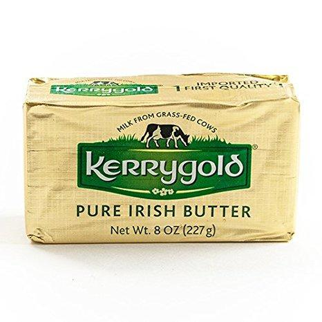 We Tasted 14 Fancy Butters,and This Is the Best One kerrygold