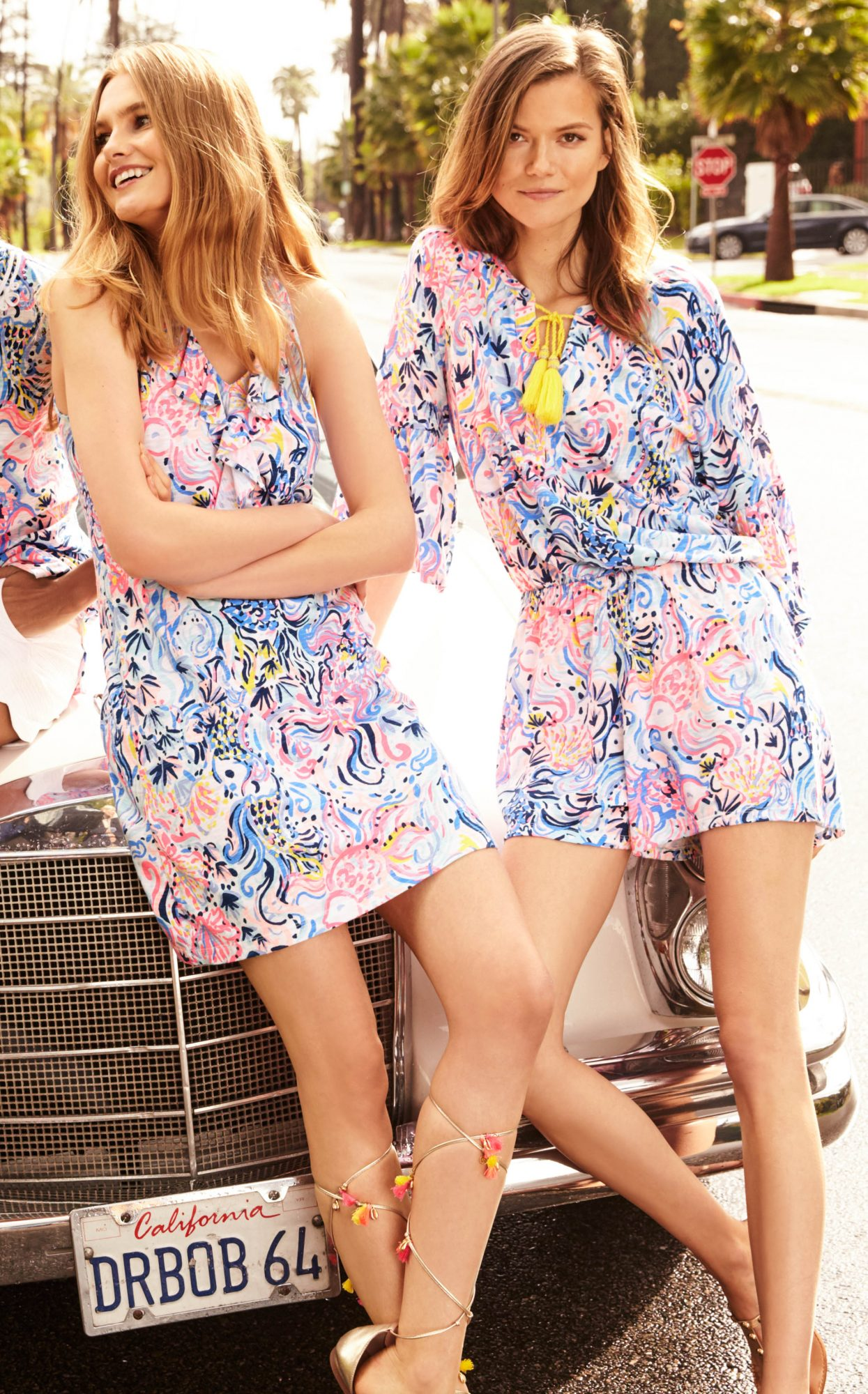 Lilly Pulitzer's Summer Collection Just Launched, Here's Everything We're Buying ASAP lilly-p