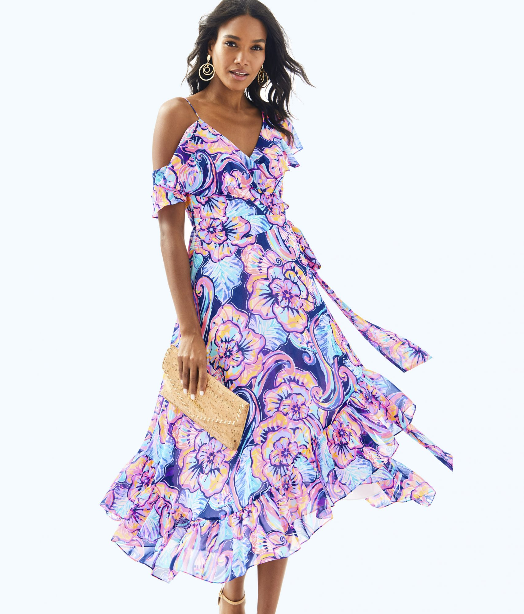 Lilly Pulitzer's Summer Collection Just Launched, Here's Everything We're Buying ASAP lilly-p-dress
