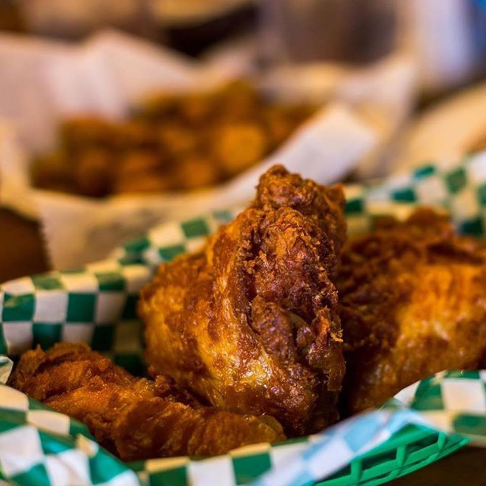 Louisiana: Willie Mae's Scotch House