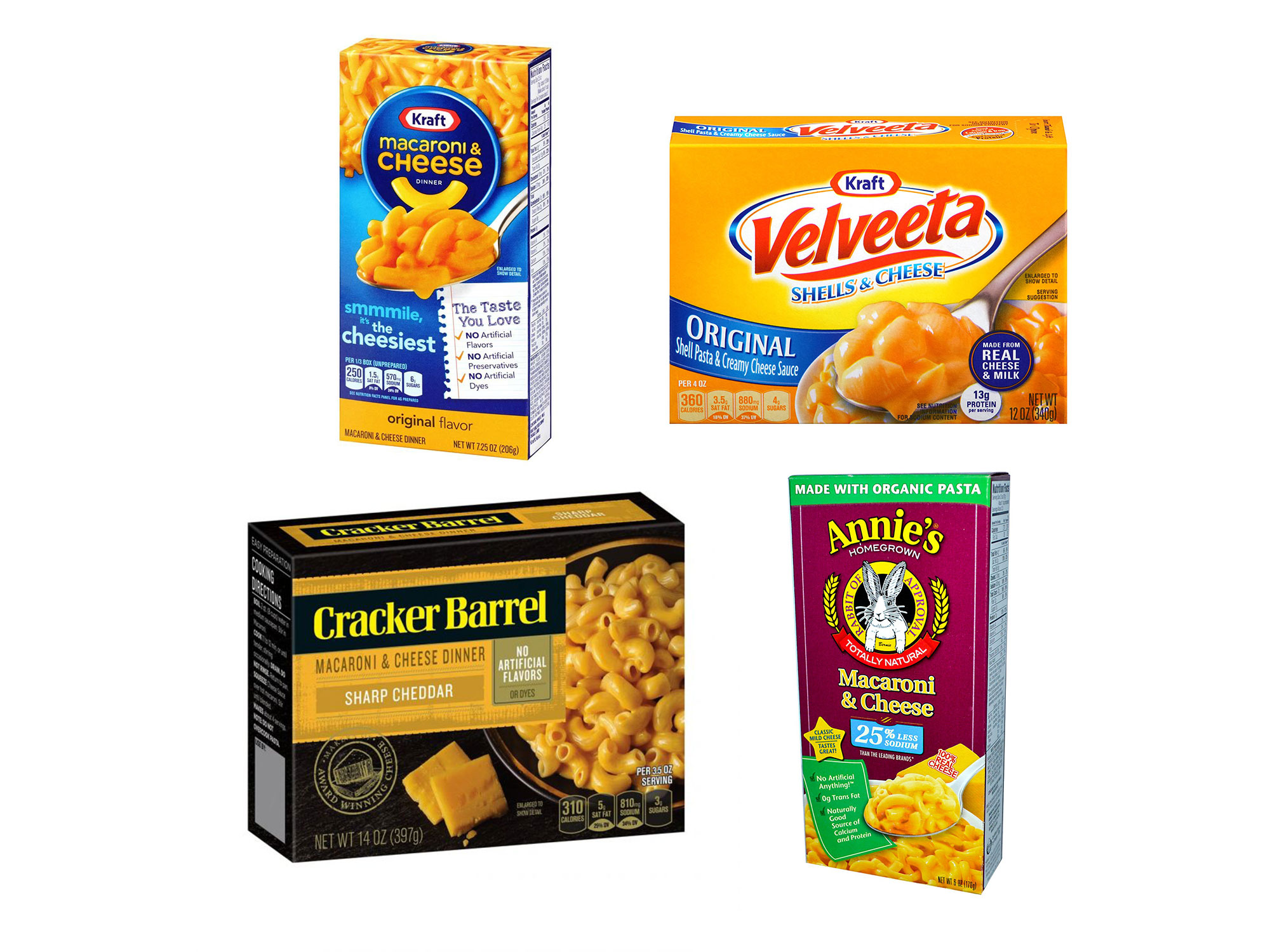 Best Boxed Mac and Cheese