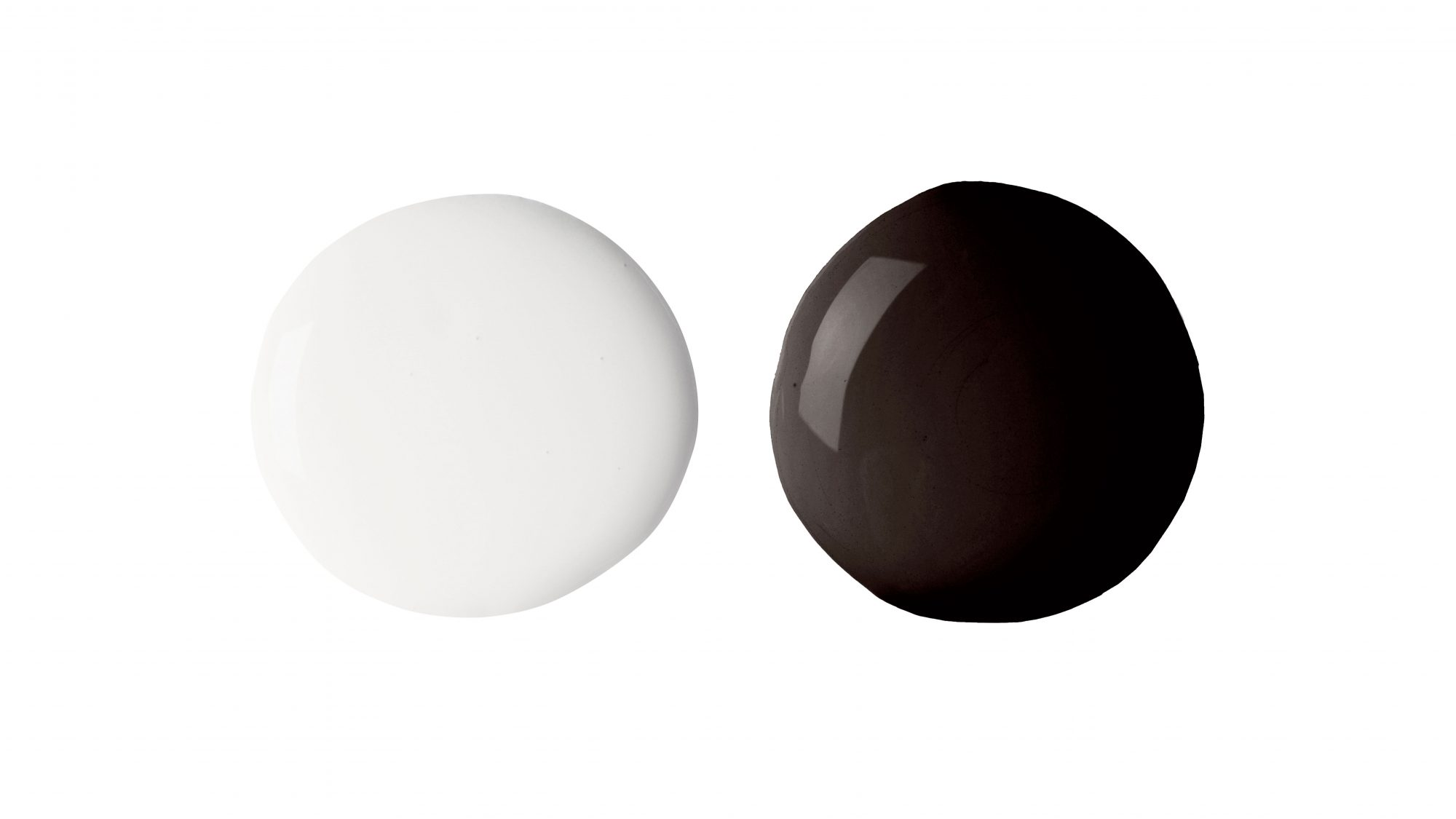 Paige Morse's Black and White Paint Choices