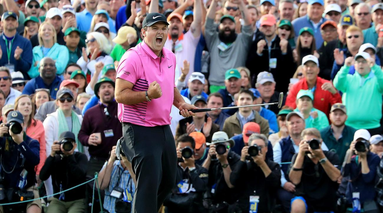 Patrick Reed Edges Fowler, Spieth to Win the 2018 Masters
