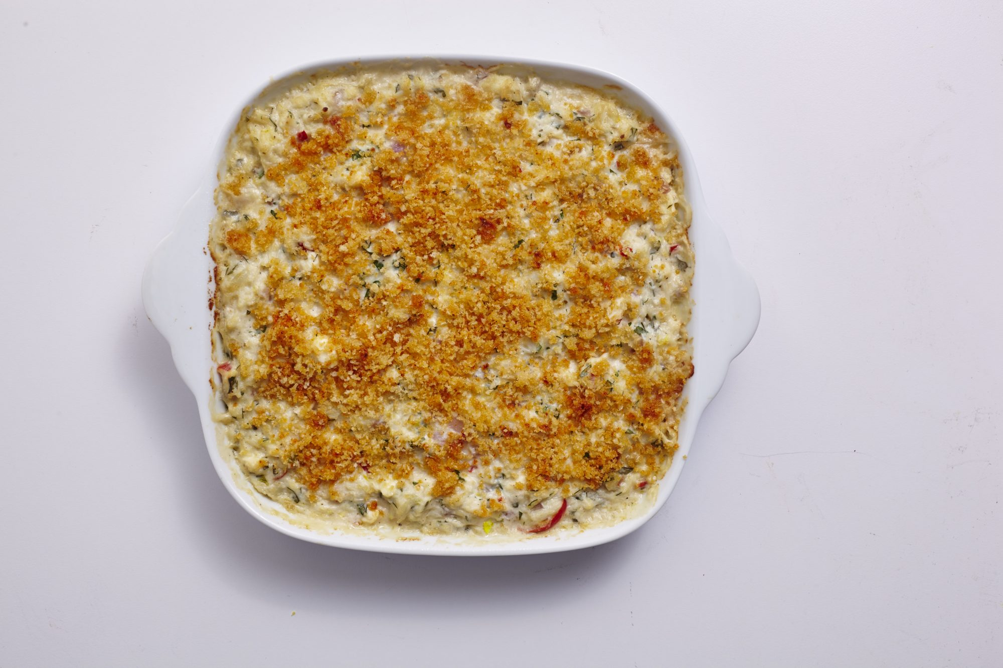 Greek Crab Dip