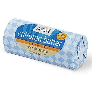 We Tasted 14 Fancy Butters,and This Is the Best One vermont_cultured