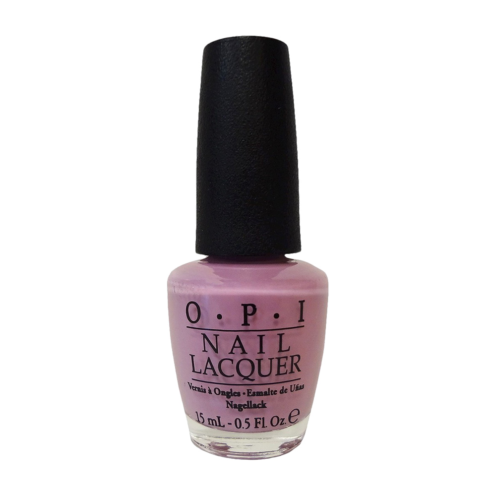 OPI NAIL LACQUER IN LUCKY LUCKY LAVENDER