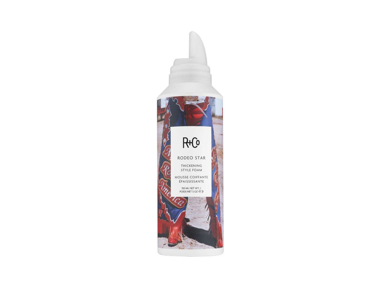 R and Co Rodeo Star Thickening Foam
