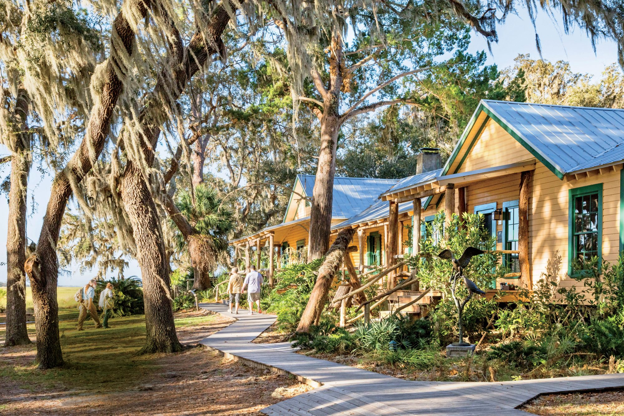 The Cottages on Little St. Simons Island