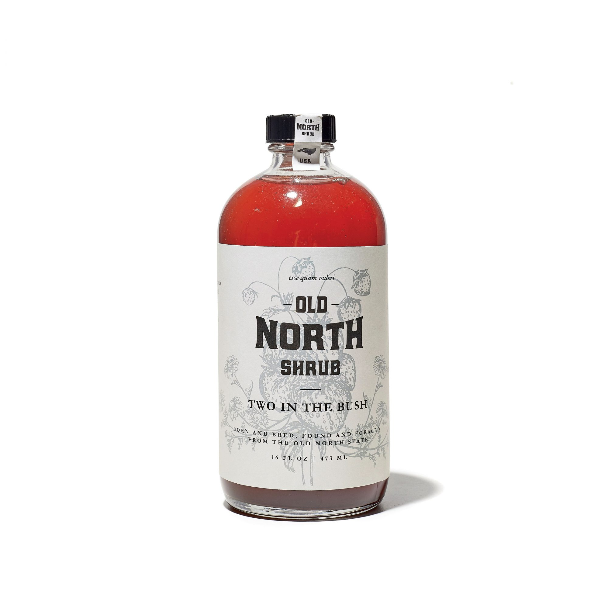 2018 Food Awards: Old North Shrub Two In The Bush