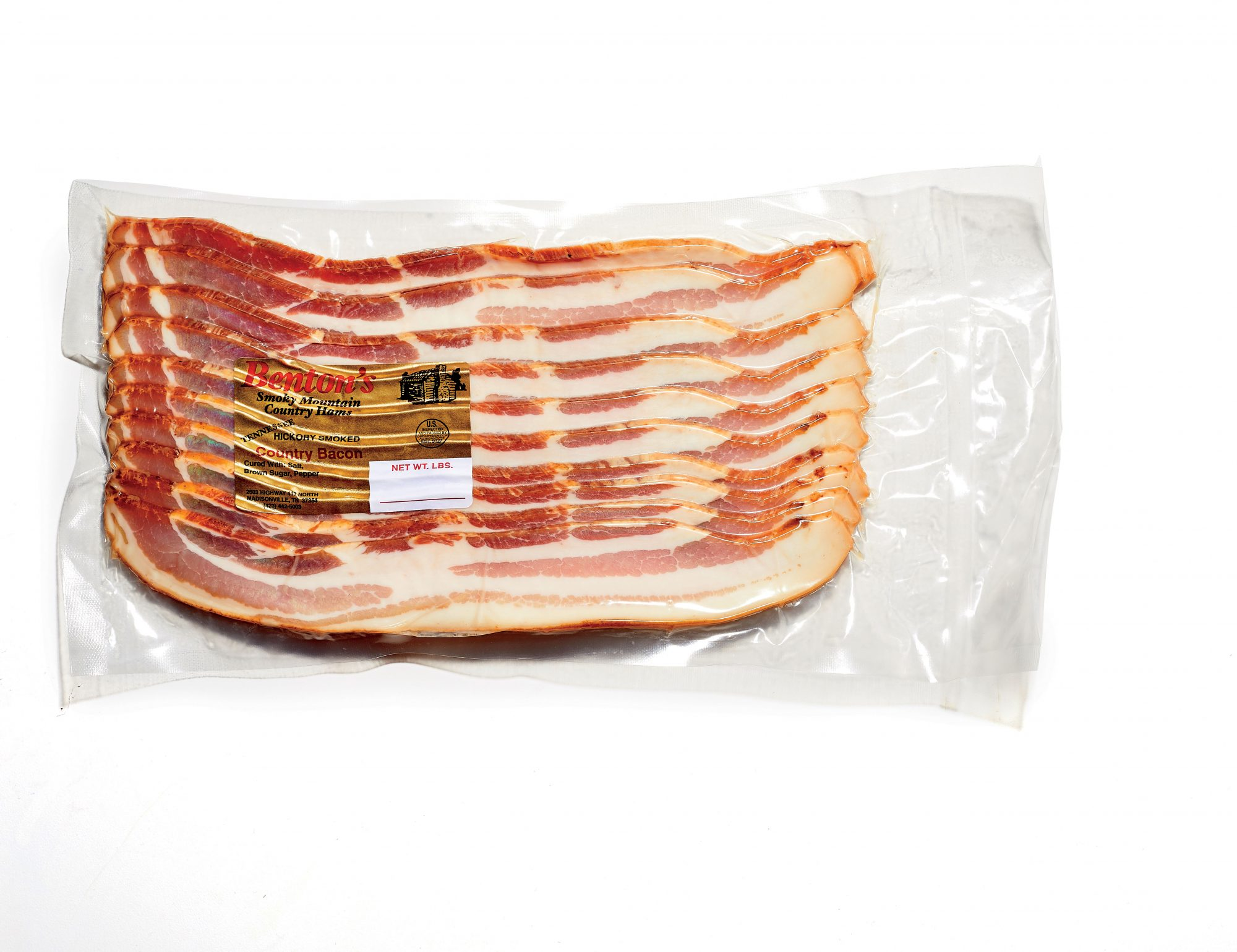 Benton's Hickory Smoked Country Bacon