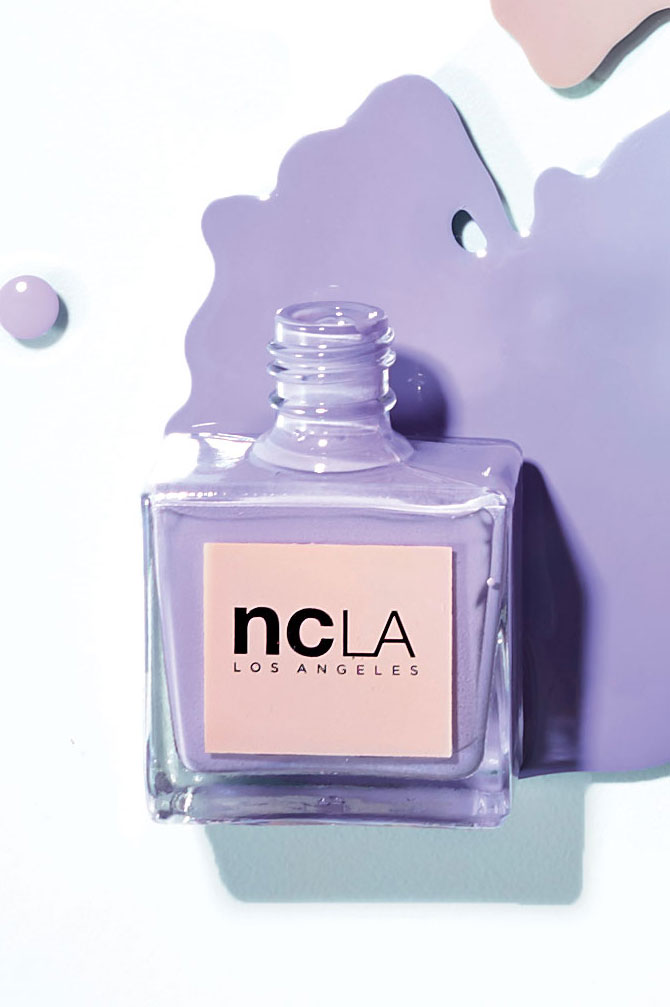 NCLA Nail Lacquer in As If!