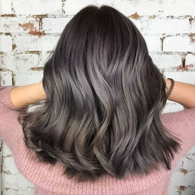 Hair Color Trends for Brunettes ThatÍll Make 2018 Absolutely ...