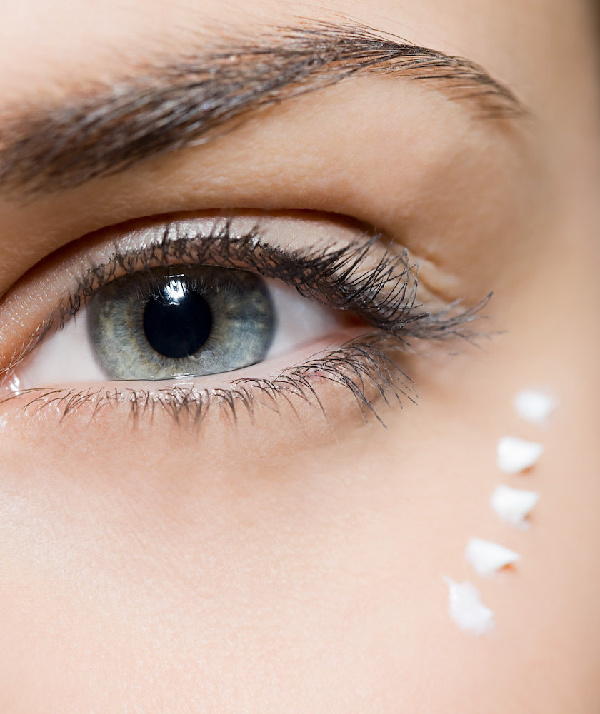 This Eye Cream Claims to Work Immediately, So I Tried It and Took Photos