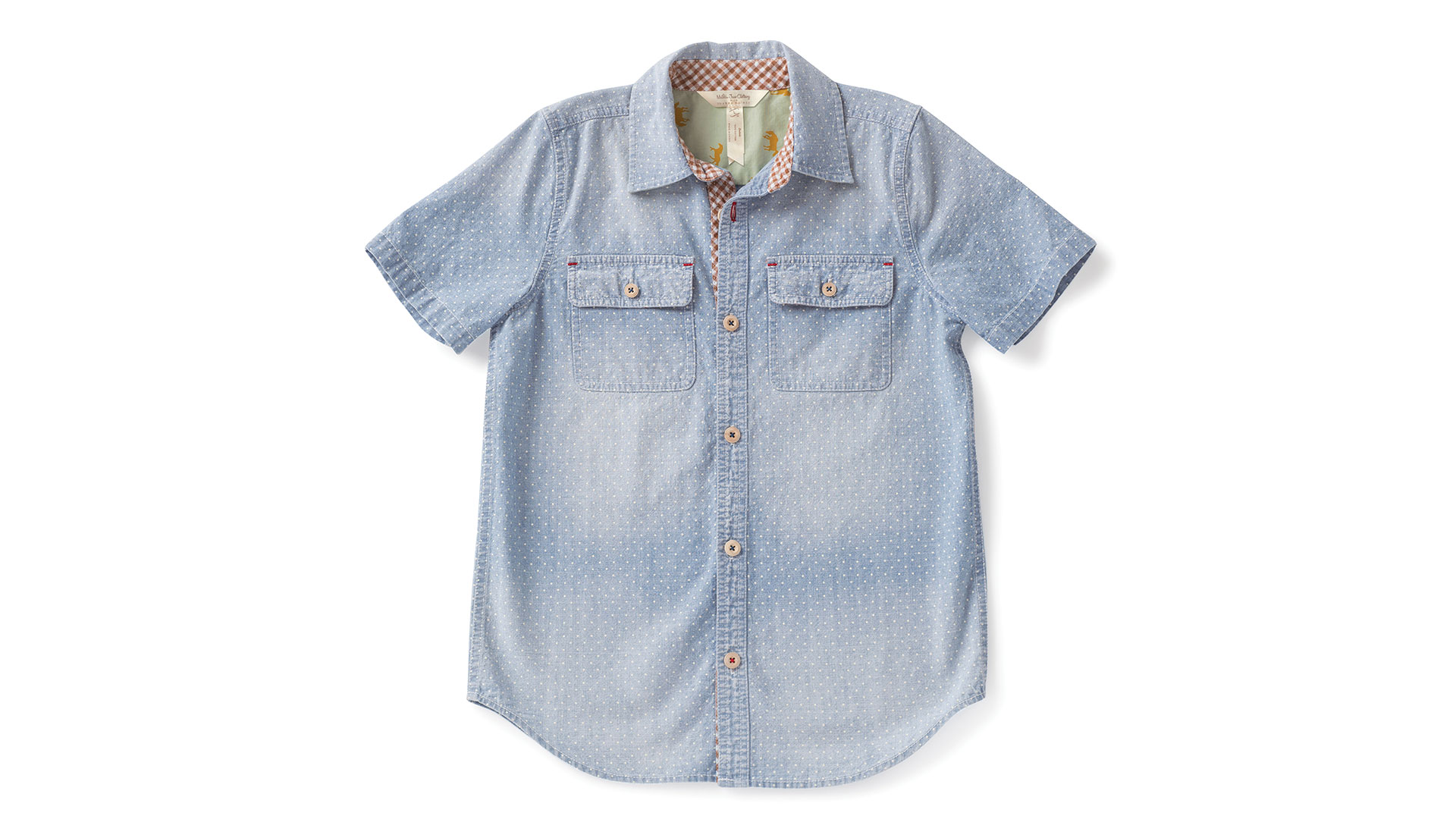 Joanna Gaines Matilda Jane Boy Shirt