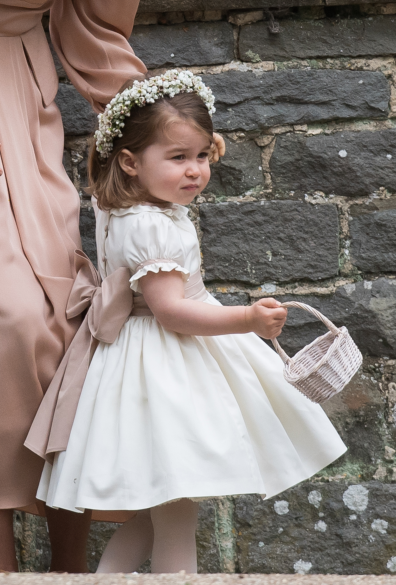 Princess Charlotte Is Ready to Reprise Her Role as a Royal Bridesmaid for Uncle Harry's Wedding charlotte3