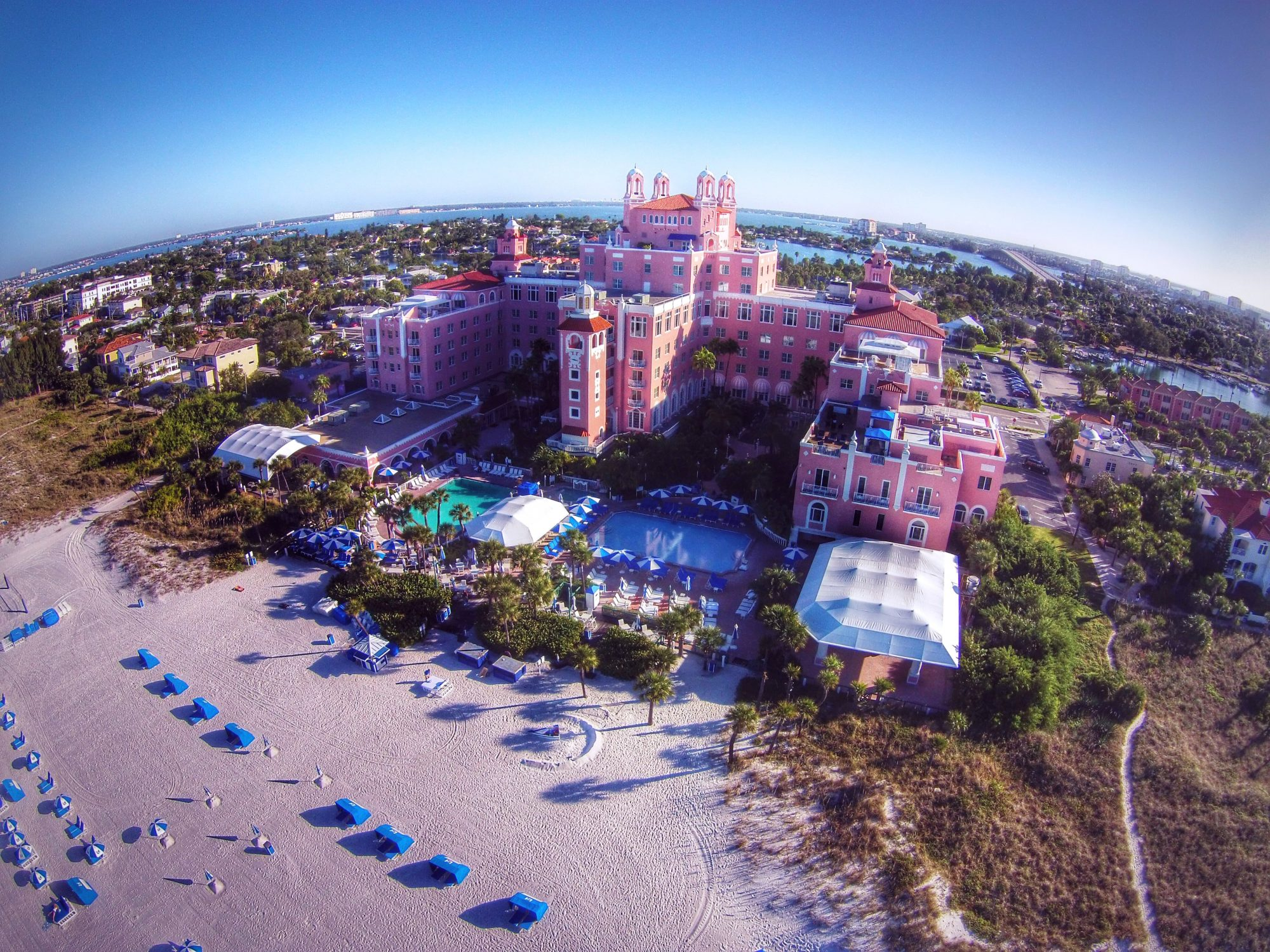 The Don CeSar—St. Pete Beach