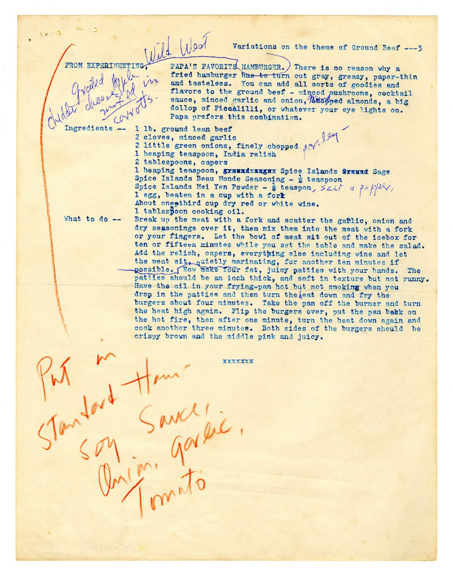 See Amazing Handwritten Recipes from George Washington, Rosa Parks and Other Historical Figures