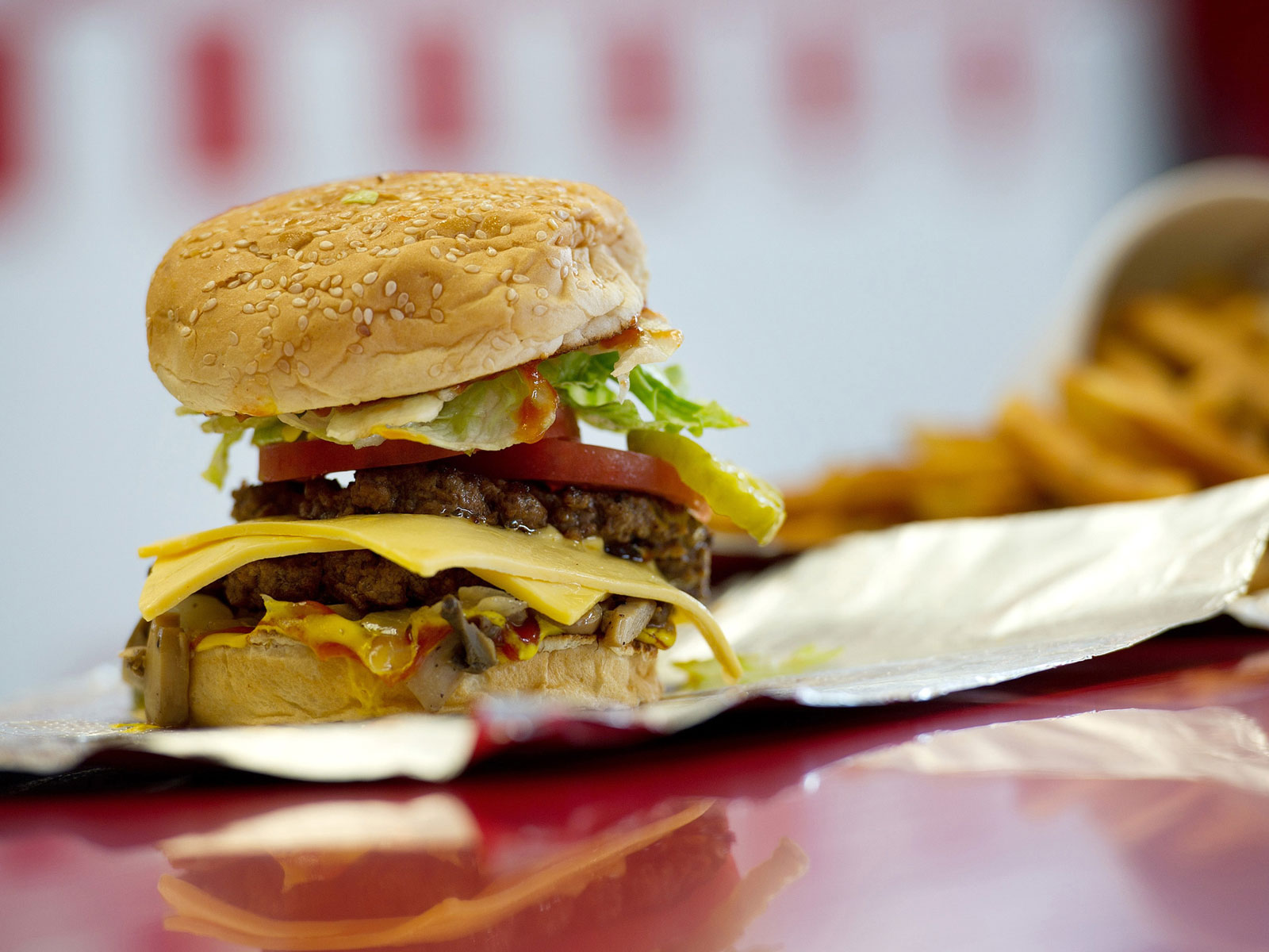 This Is America's Favorite Burger Chain