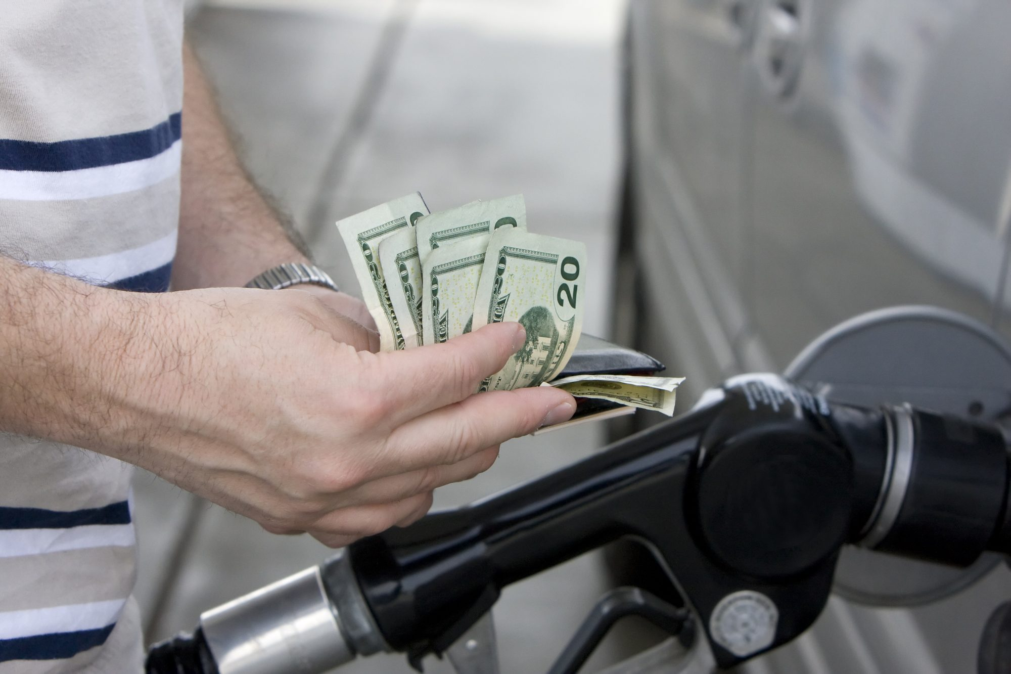 Southern Living Paying for Gas