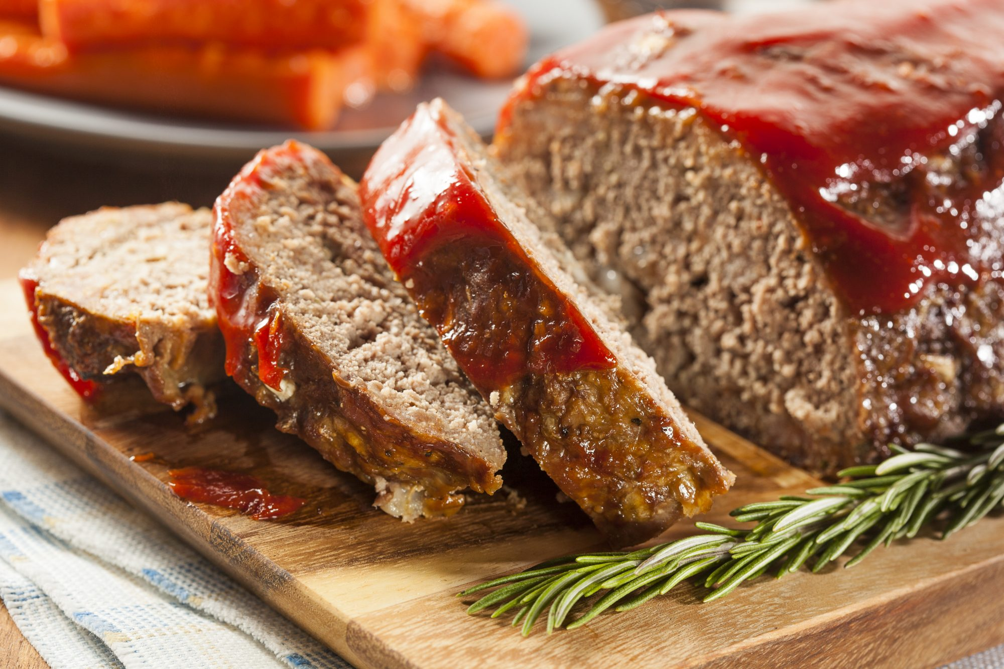 Southern Living Moist Meatloaf Secrets