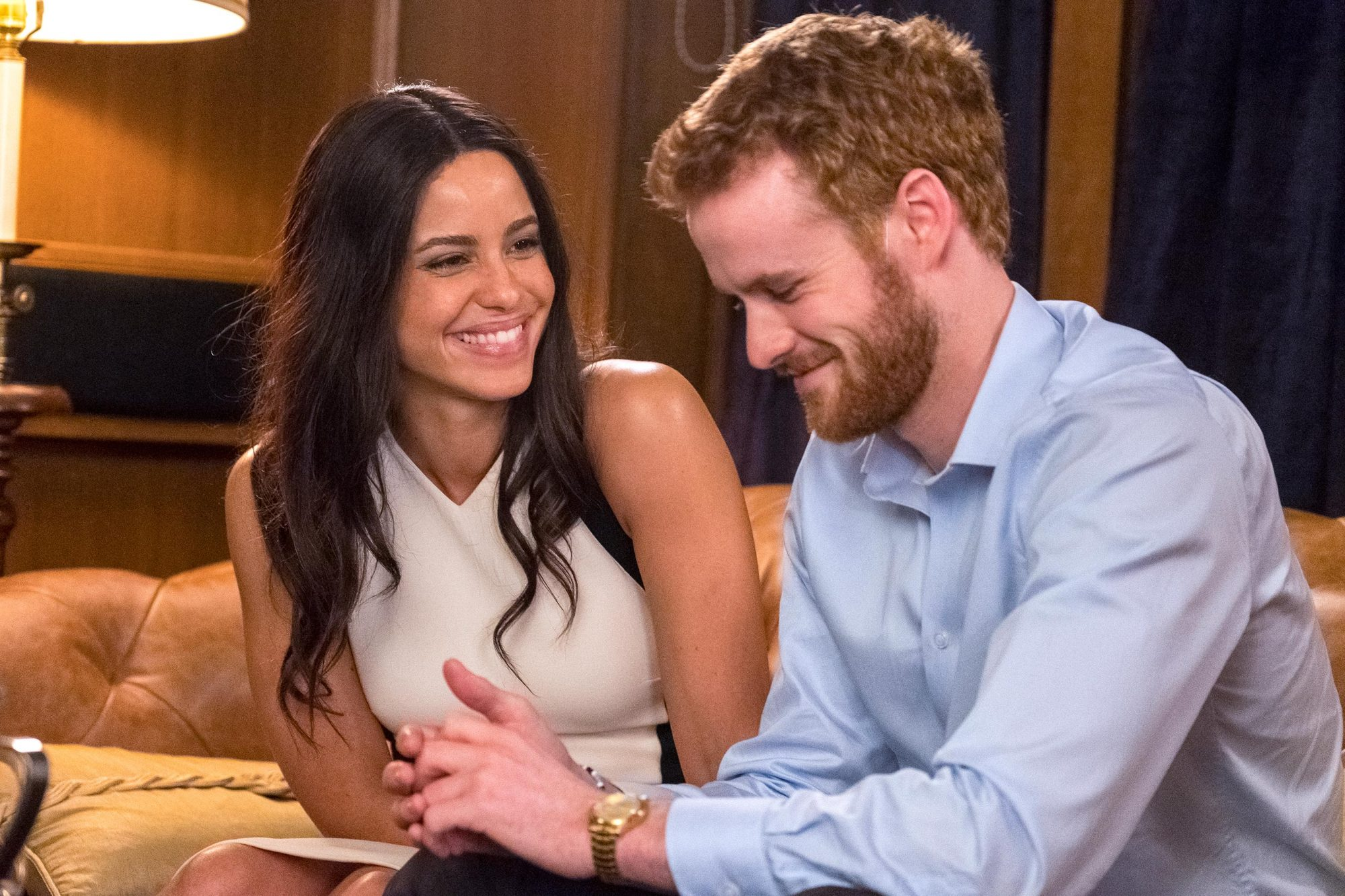 Prince Harry & Meghan Markle: The Funniest Reactions to Lifetime's Movie About the Royal Couple hmarr_02282018_mc_0356-1