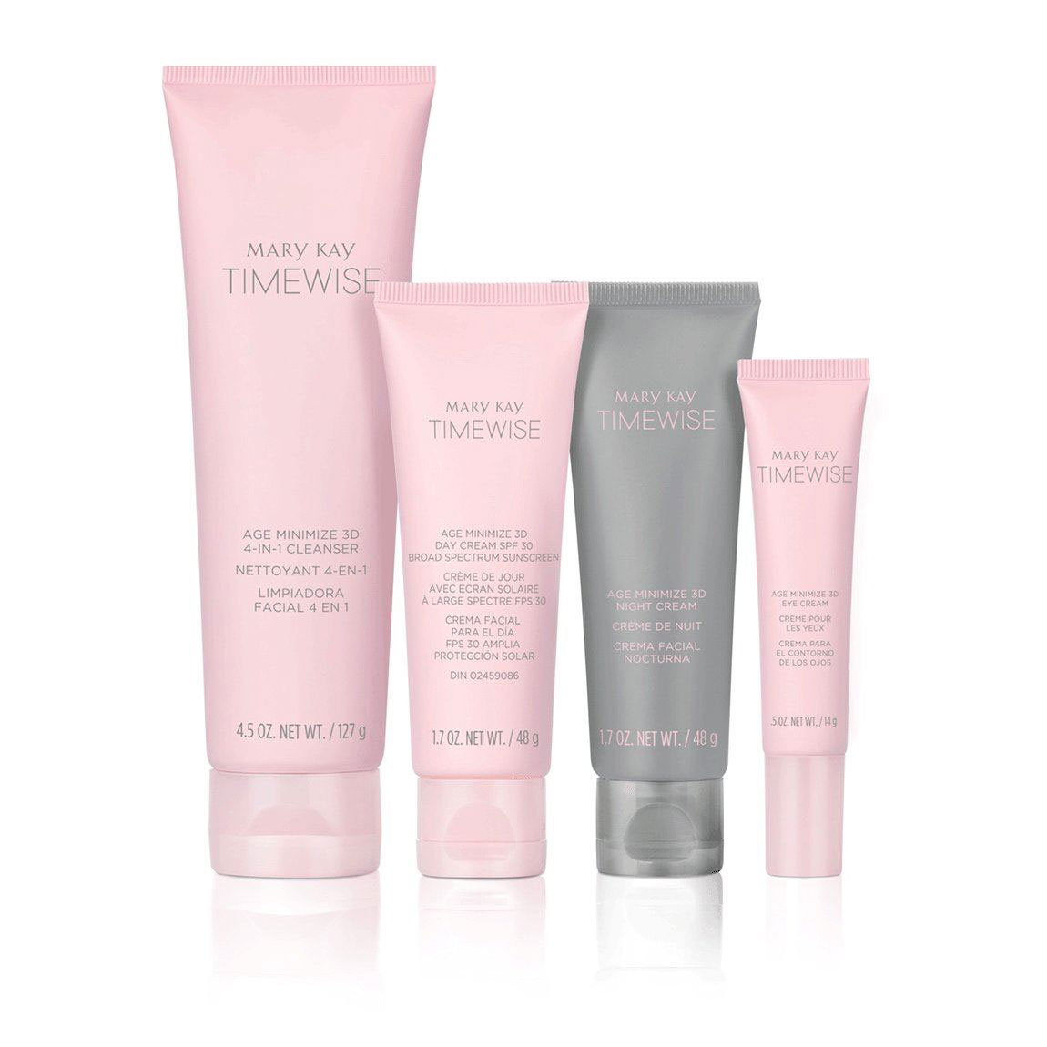 Mary Kay TimeWise Miracle Set 3D