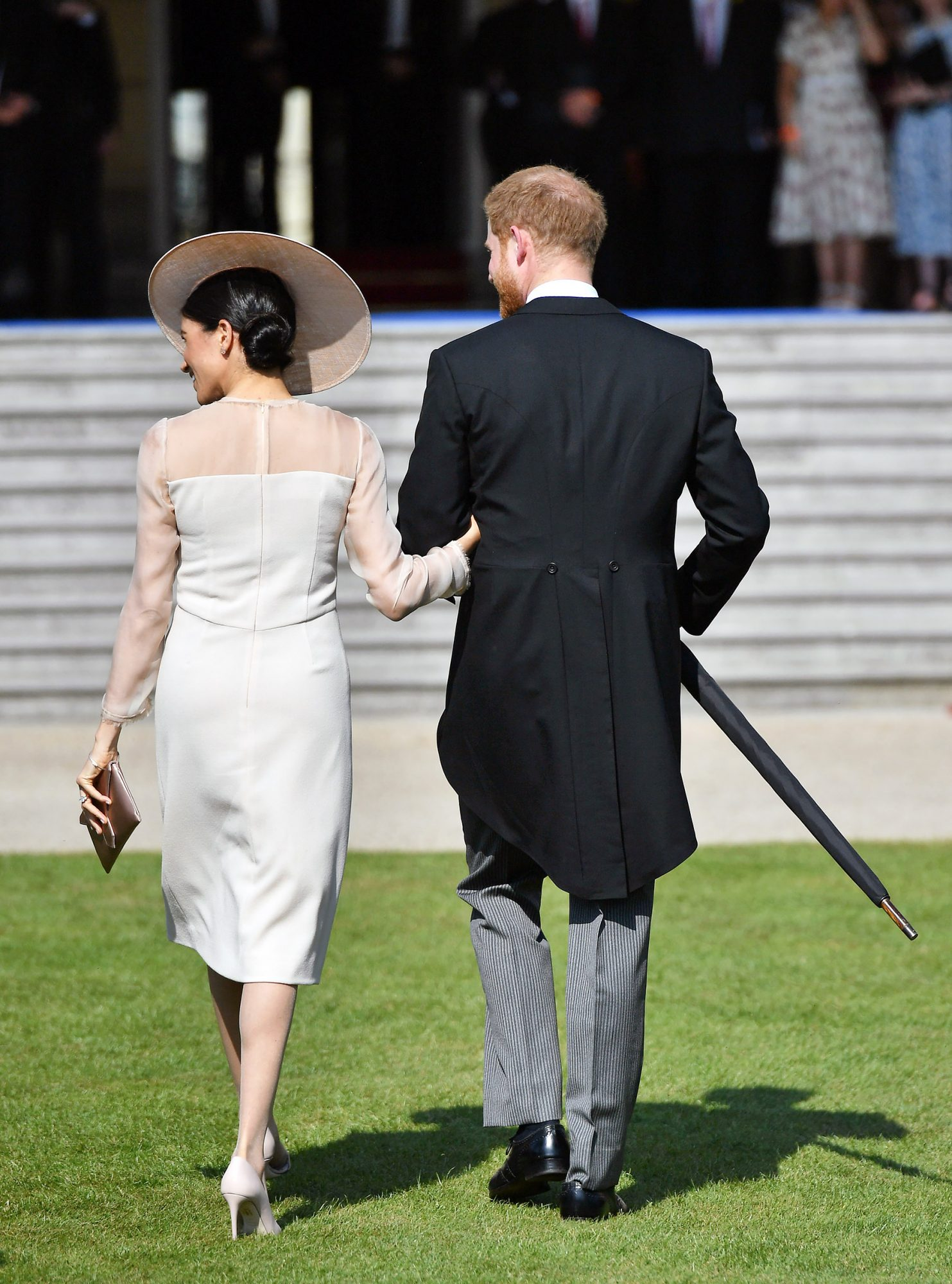 Meghan Markle Is Following the Royal Pantyhose Protocol for the First Time! meghan-24