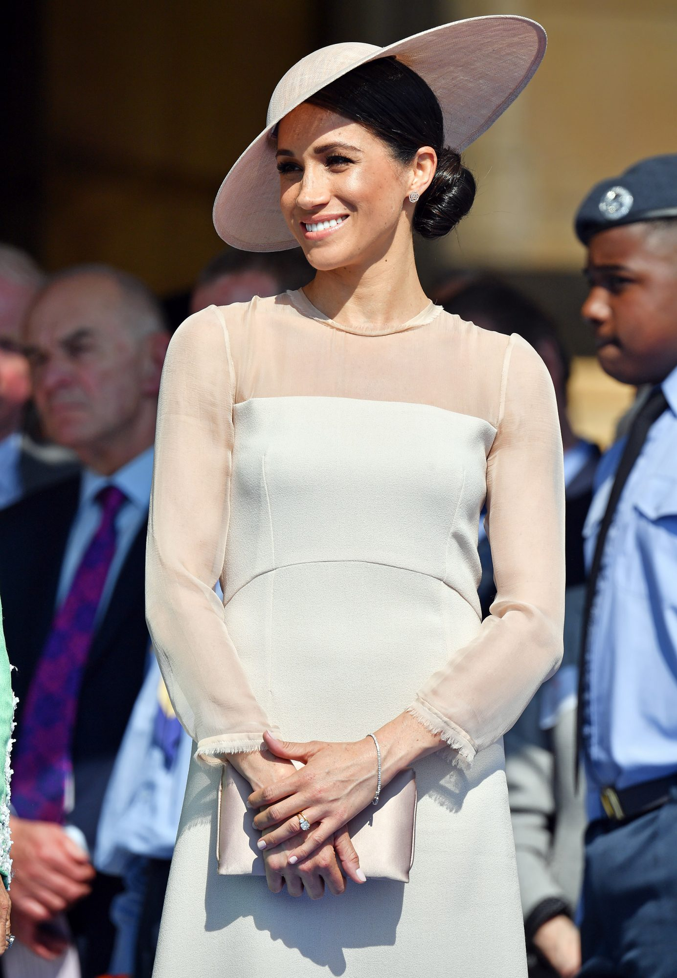 Meghan Markle Just Received a Coat of Arms — and It's Her Biggest Break in Royal Tradition Yet! meghan-4