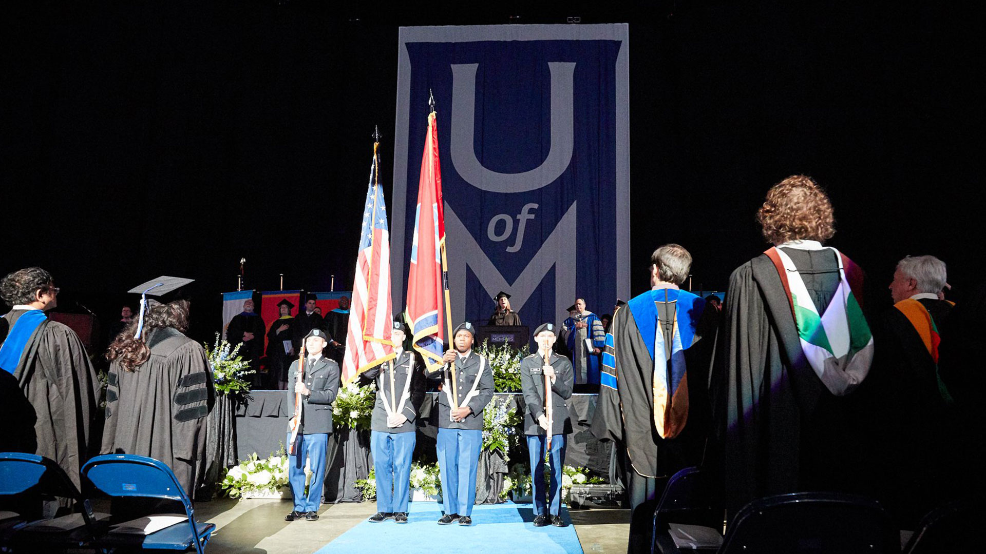 University of Memphis Free Tuition for Fallen Soldier Families