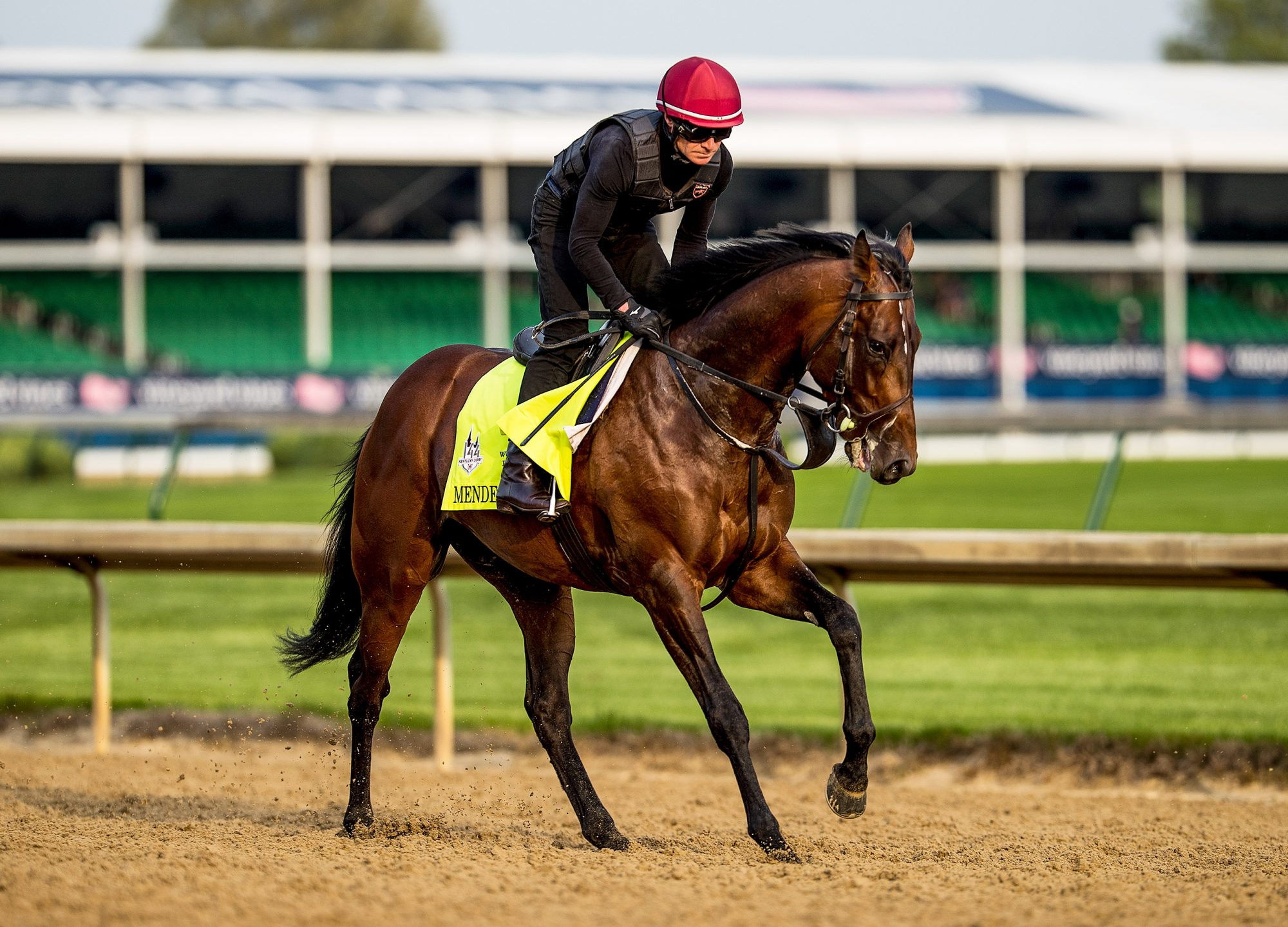 Everything to Know About Saturday's Kentucky Derby — Including When and How to Watch mendelssohn