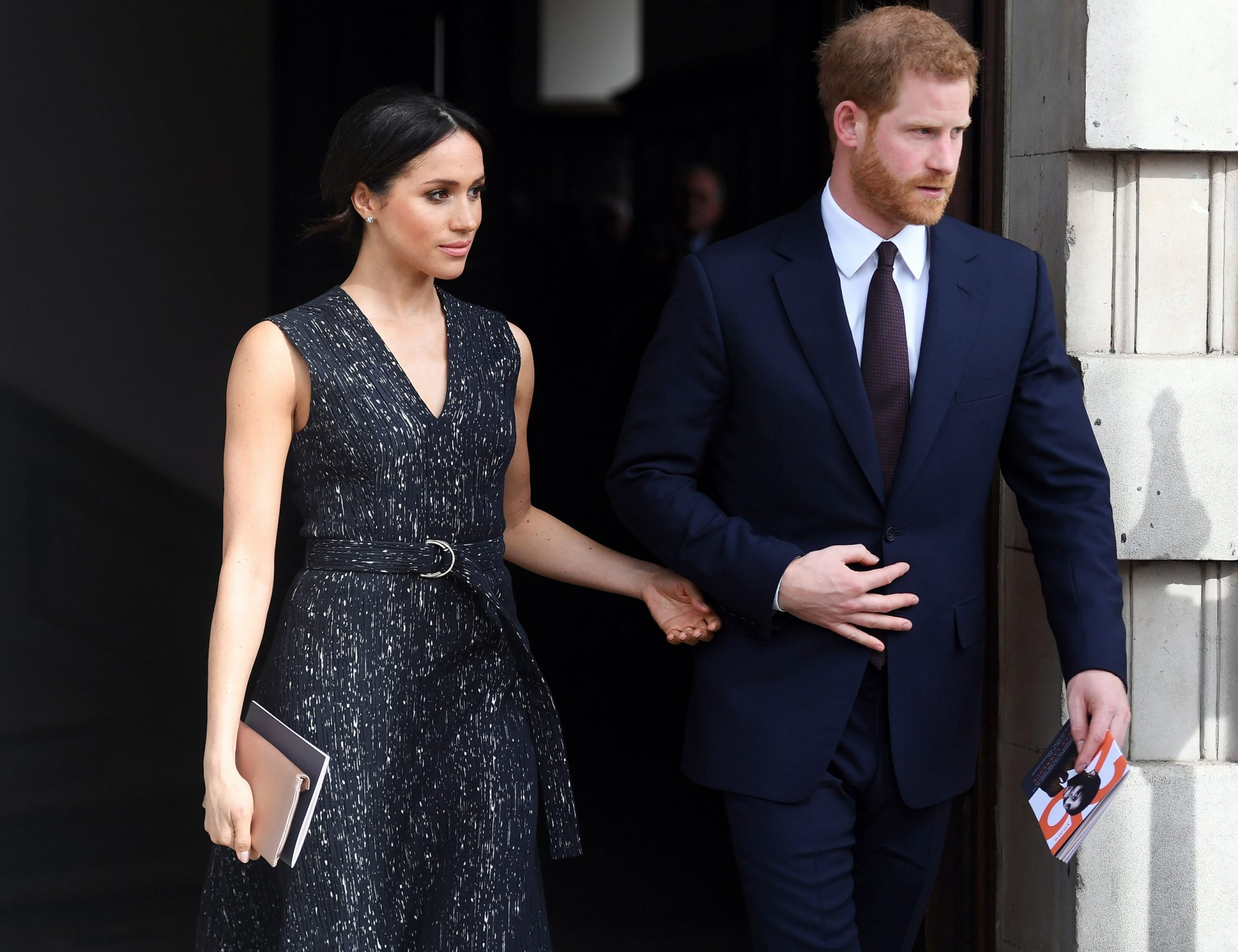 Meghan Markle's Dad Won't Attend Royal Wedding After It Was Revealed He Staged Photos: Report prince-harry-81