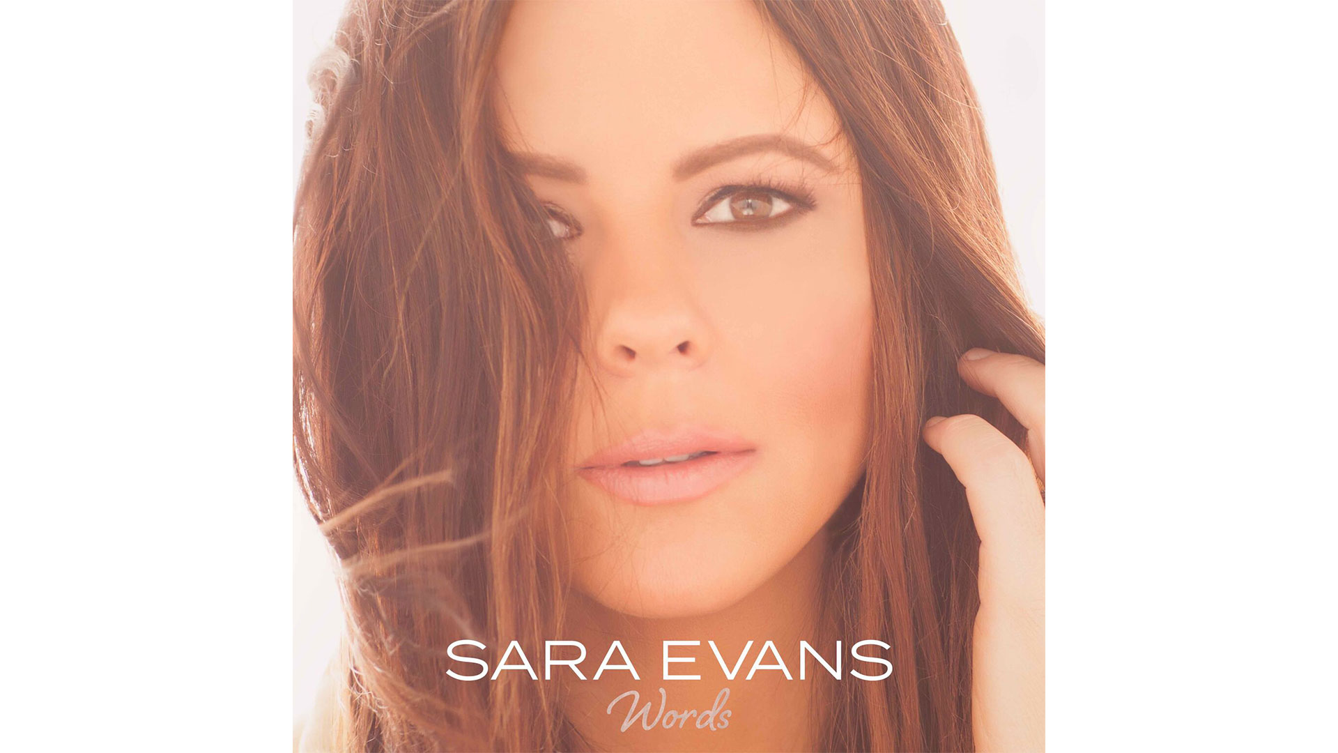 Sara Evans Words Cover Art