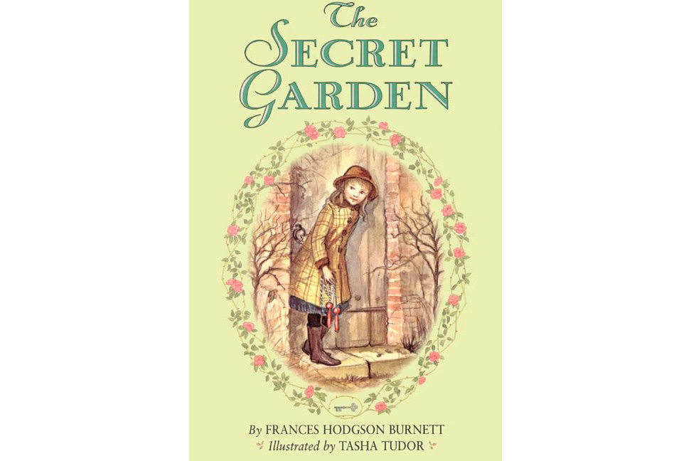 The Secret Garden, by Frances Hodgson Burnett