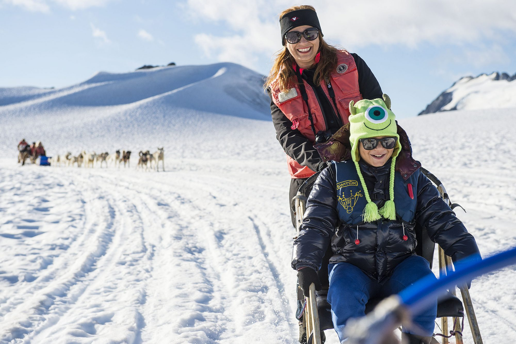 Sold on the Sled Dog Adventures Yet?