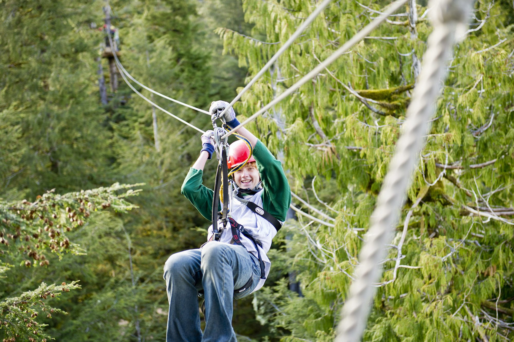 Ready for Your Zipline Expedition?