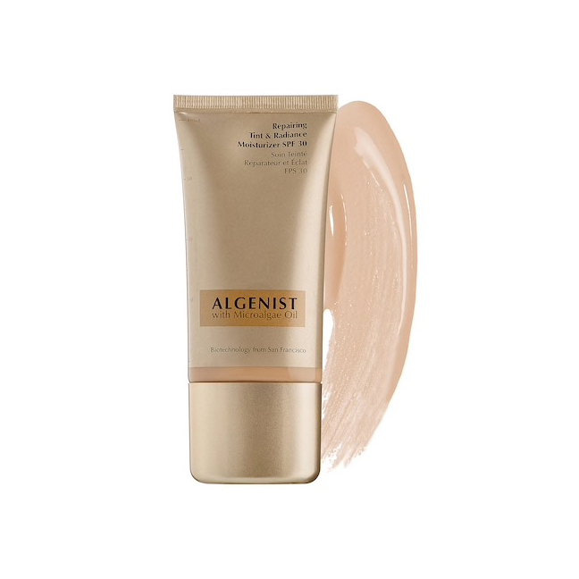 Algenist Repairing Tint and Radiance Moisturizer Broad Spectrum SPF 30
