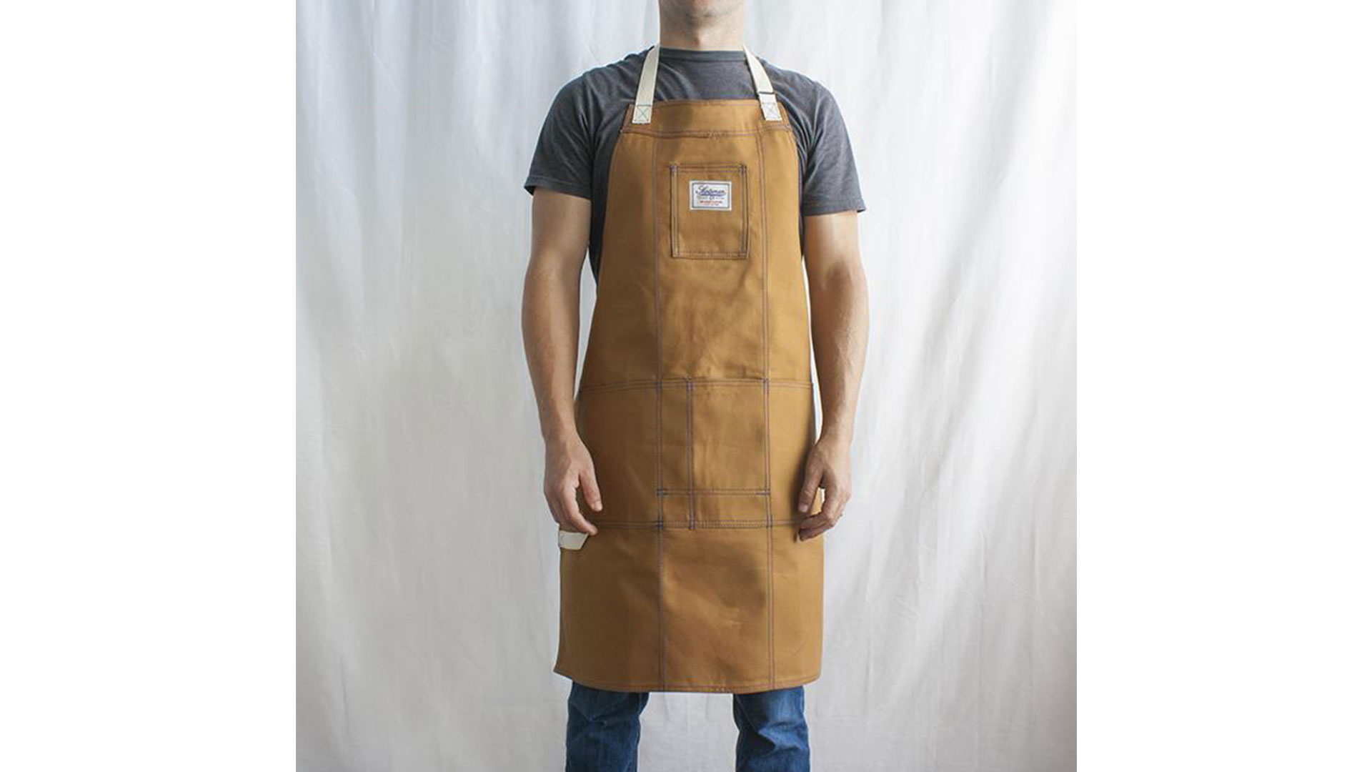 Erin and Ben Napier American Products Apron