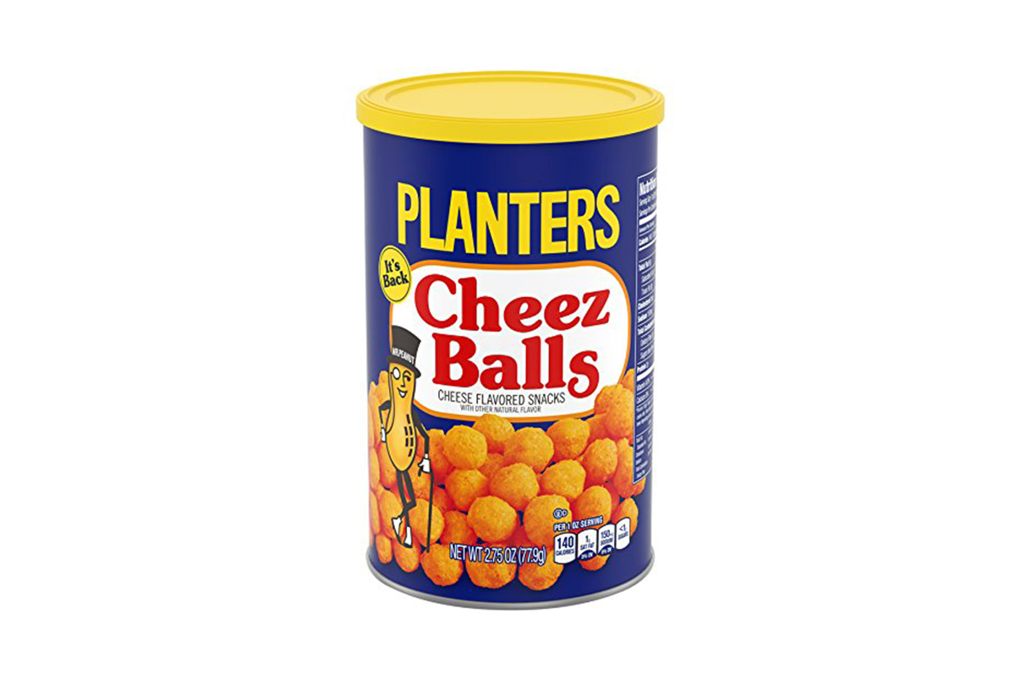 Planters Cheez Balls Are Returning to Stores After Nearly 12 Years cheez-balls