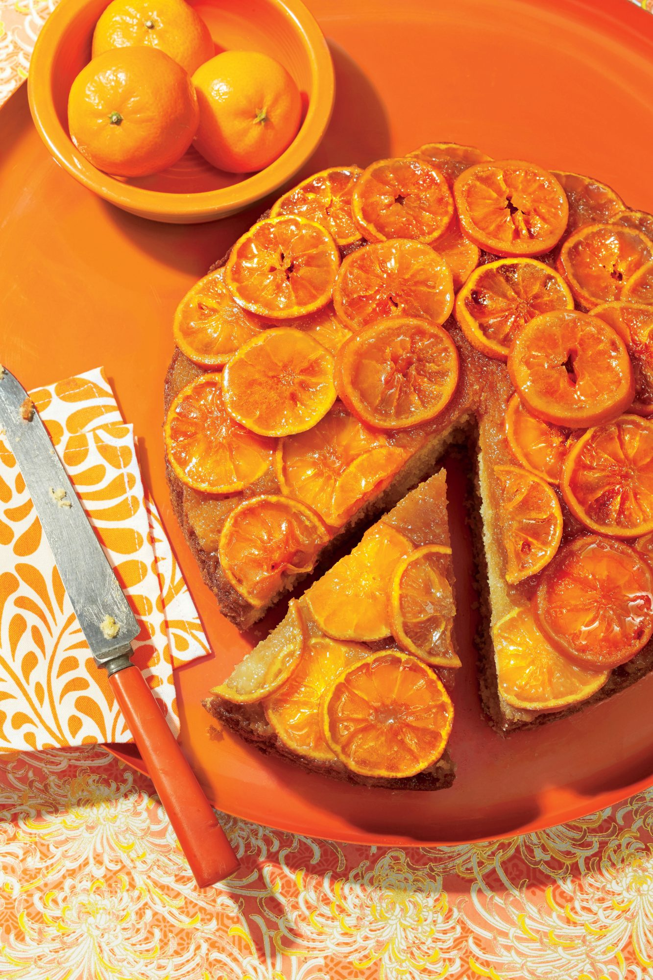 Clementine Upside-Down Cake Recipe Southern Living