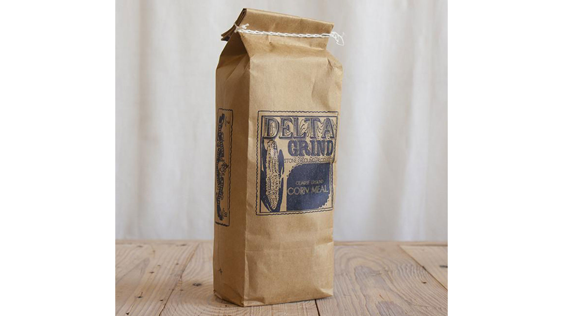 Erin and Ben Napier American Products Delta Grind Cornmeal