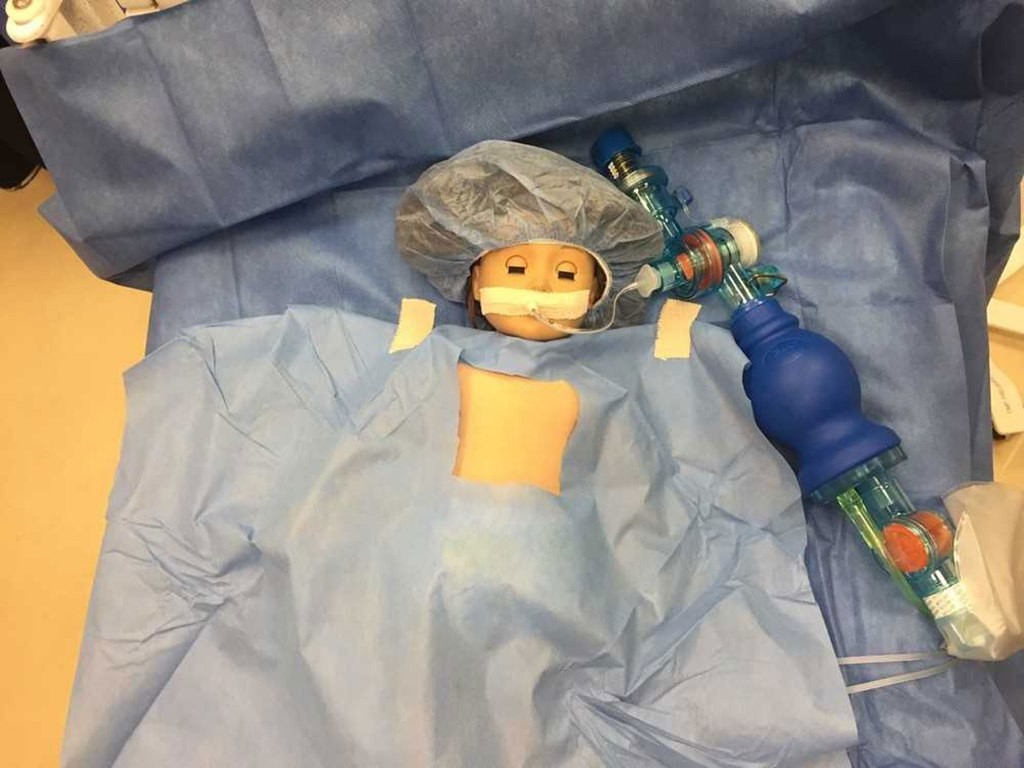 N.C. Doctor Performs Heart 'Operation' on 5-Year-Old Girl's Doll: 'She Has a Scar Just Like Me!' doll-surgery