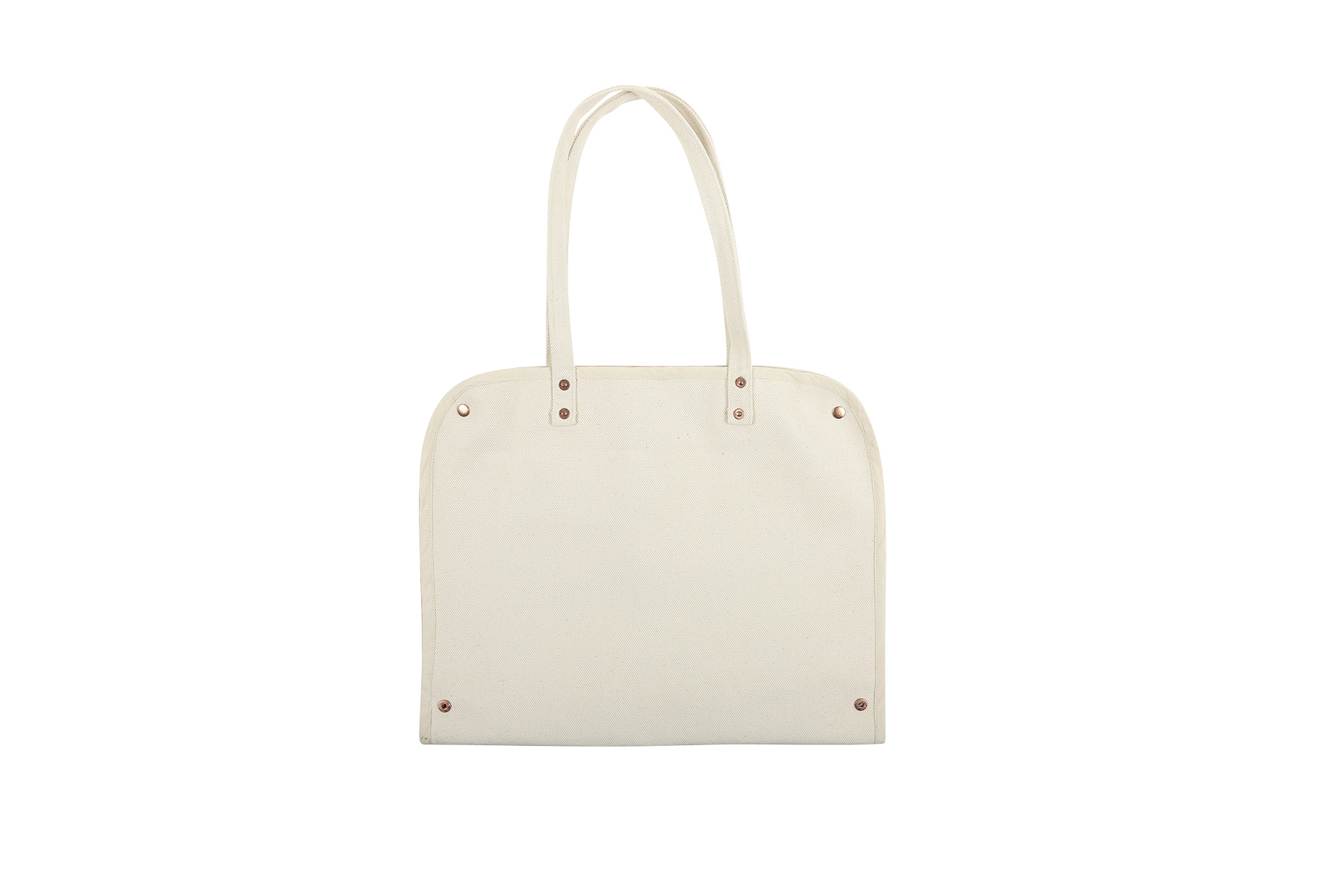 The Floral Society Canvas Market Tote