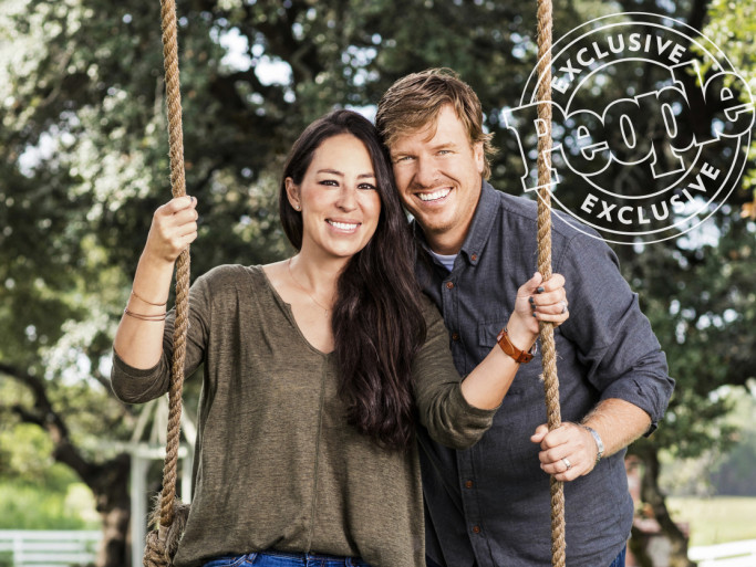 How Chip and Joanna Gaines' Four Older Kids Are Adjusting to Their New Baby Brother Crew gaines
