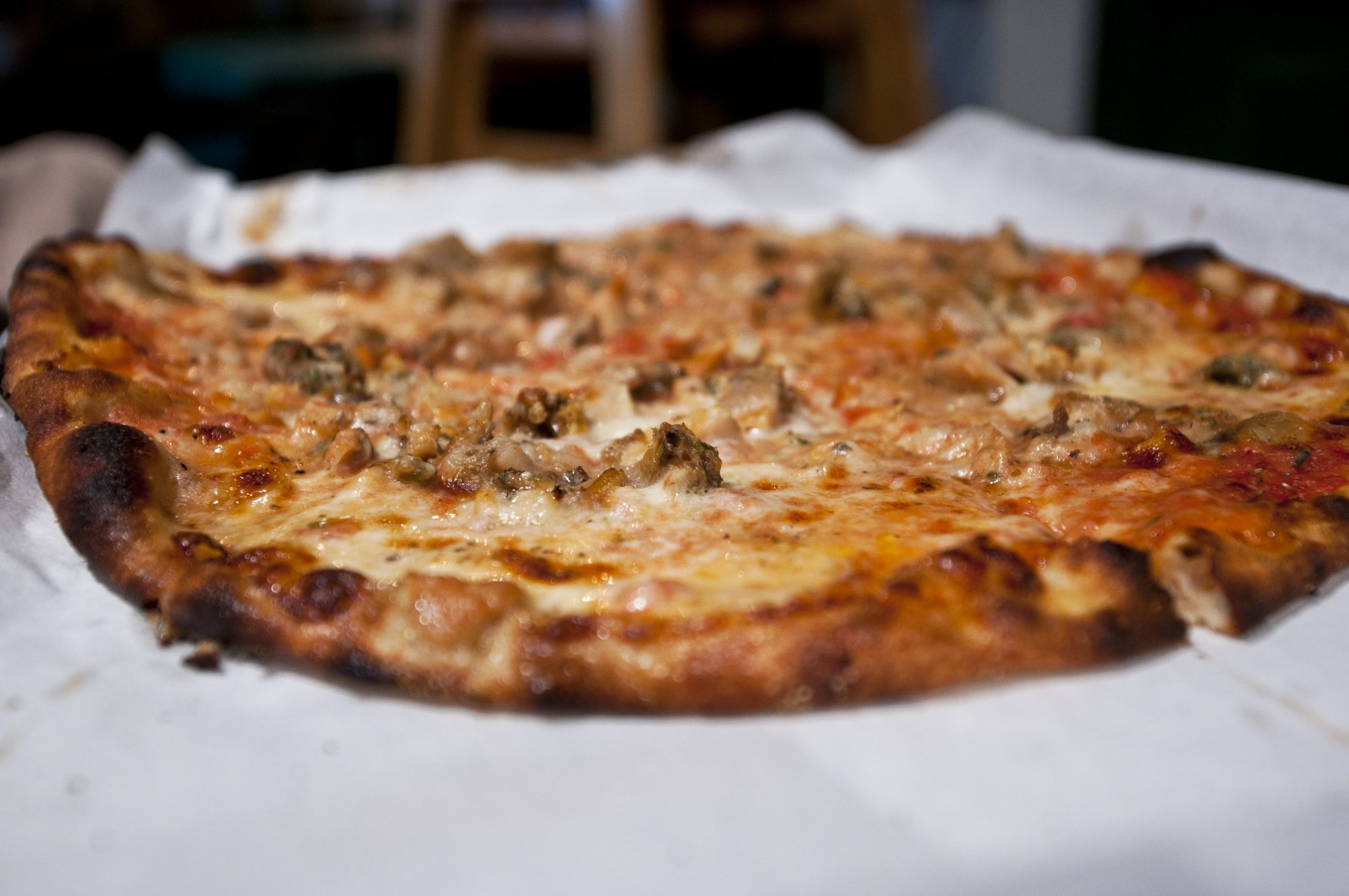 This Ingredient May Be the Secret to Making One of America's Best Pizzas at Home
