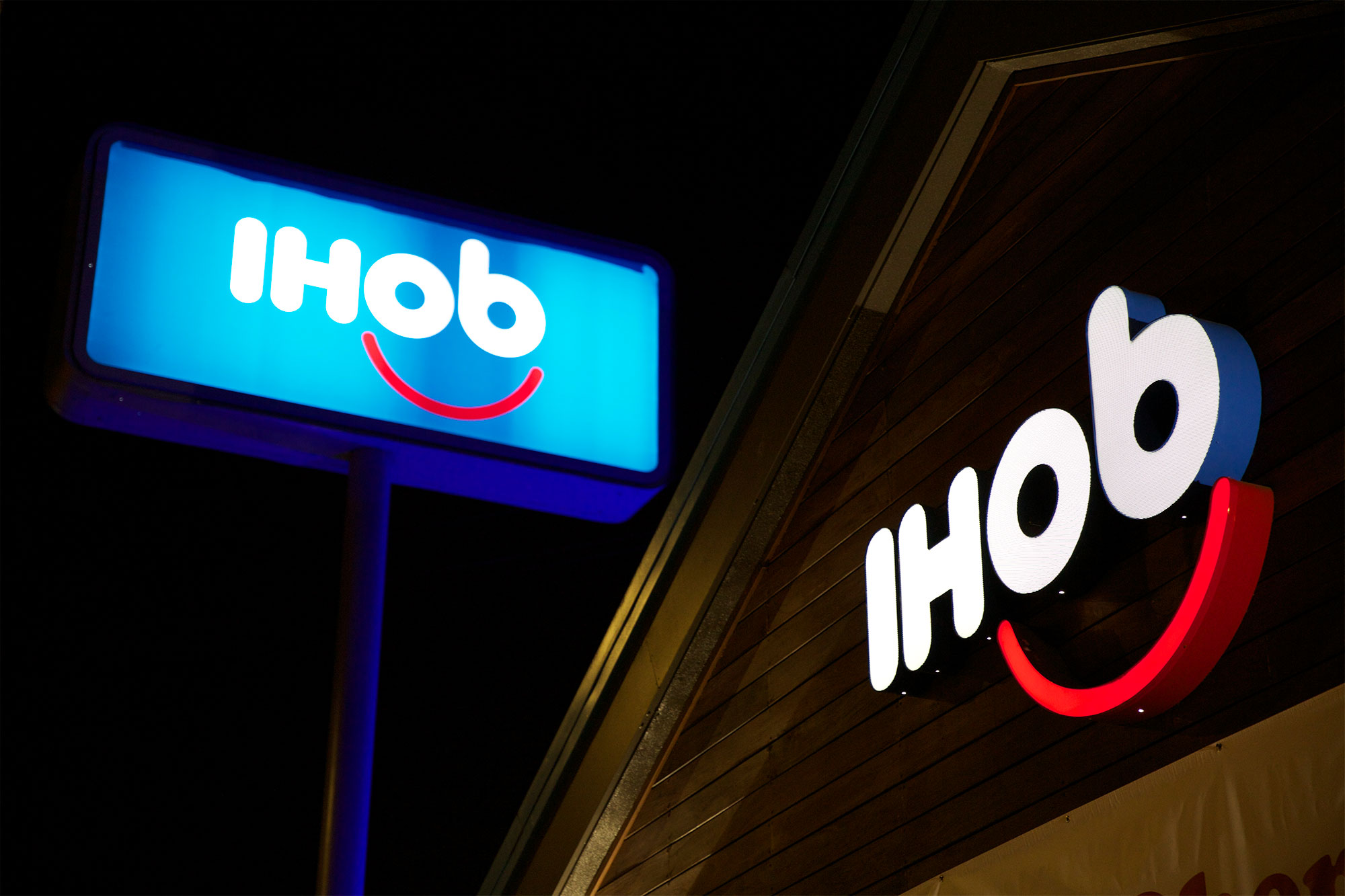 IHOP Changes Its Name To IHOb To Prove They Are 'Serious' About a New Menu Item ihop-1