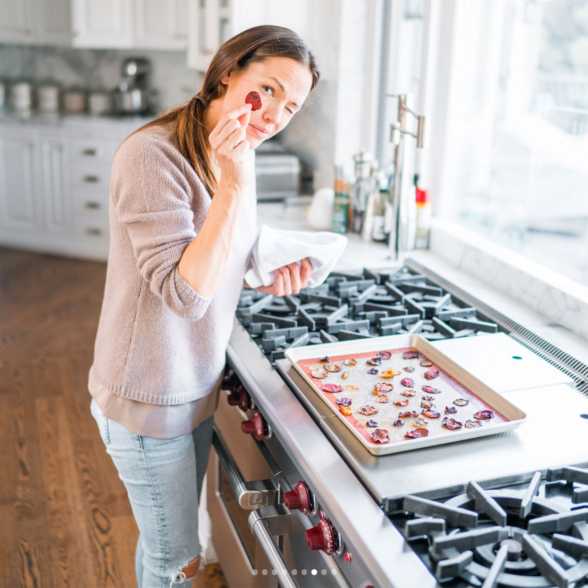 Every Recipe Jennifer Garner Has Shared on Her 'Pretend Cooking Show'