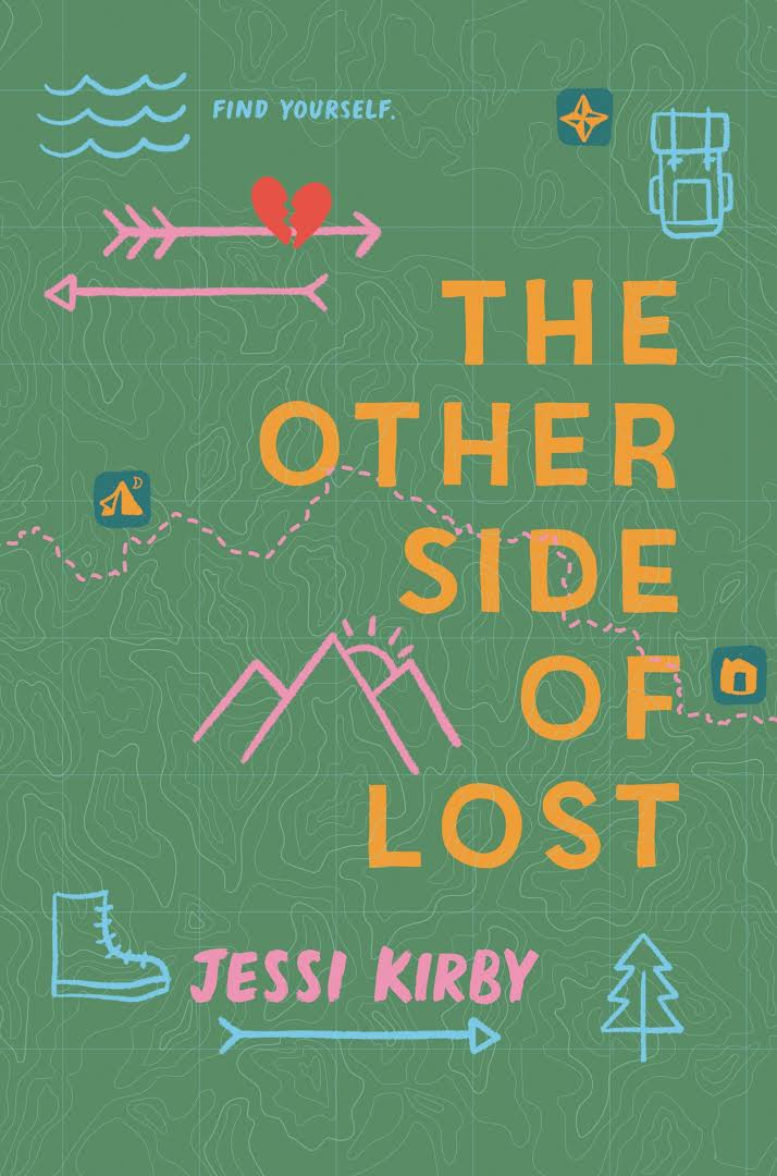 The Other Side of Lost by Jessi Kirby, illustrated by Annica Lydenberg