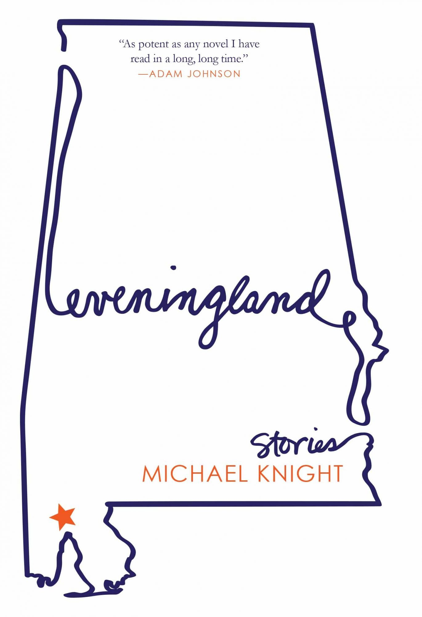 Eveningland: Stories by Michael Knight
