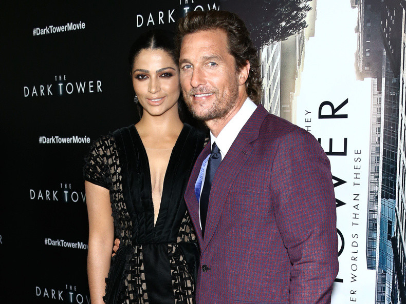 Matthew McConaughey Admits His 'Clock Was Ticking' Before Meeting Wife Camila Alves at 37 matthew-mcconaughey