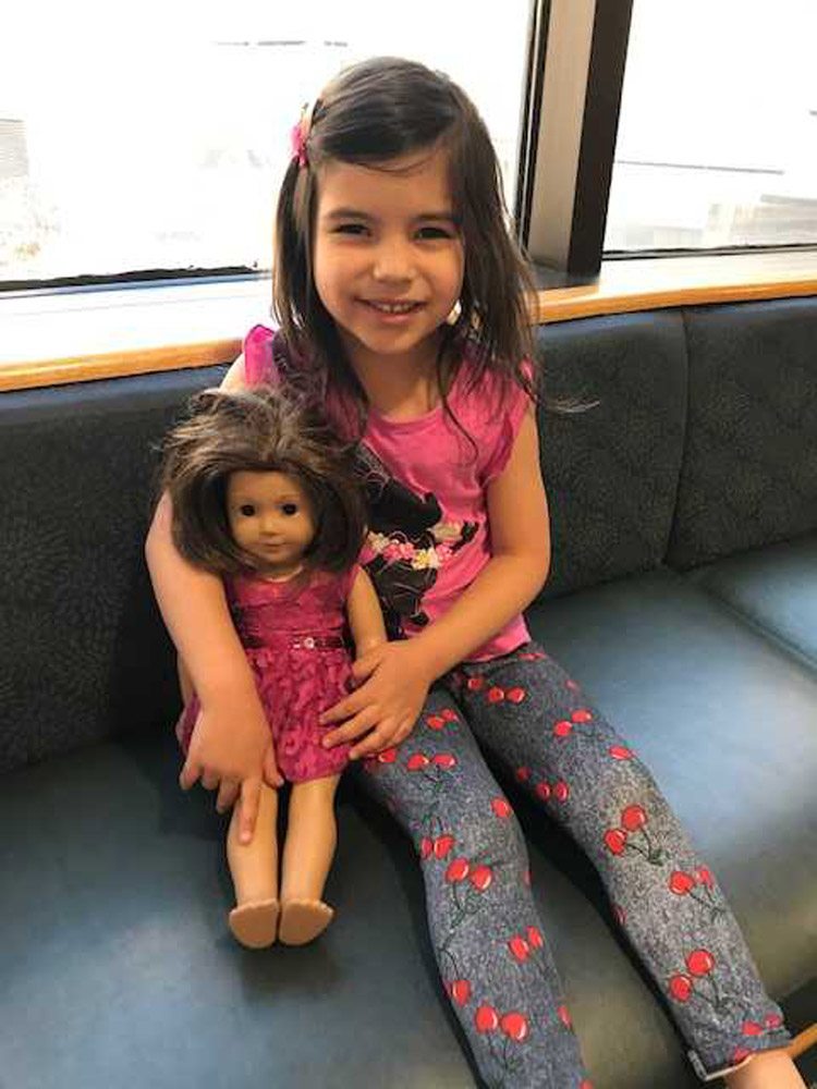 N.C. Doctor Performs Heart 'Operation' on 5-Year-Old Girl's Doll: 'She Has a Scar Just Like Me!'